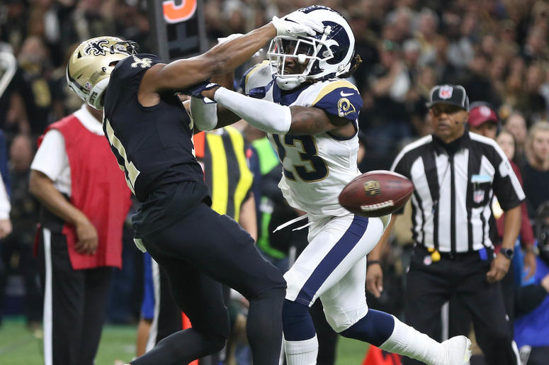 Here Is the Most Righteous Take on the New Orleans Saints-Los Angeles Rams  Blown Call Fiasco 222a30018