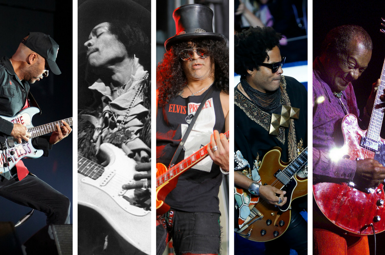 17f995cbf252f 20 Incredible Black Artists in Rock and Roll