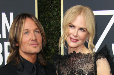 Kieth Urban and Nicole Kidman