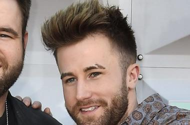 Colton Swon of the Swon Brothers