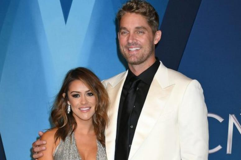 Brett Young and Taylor Mills