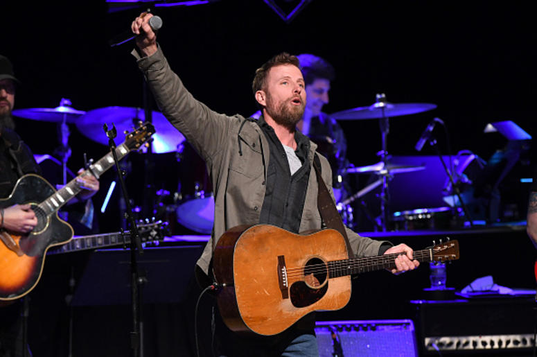 dierks bentley sells out valentine's day show at citizens business