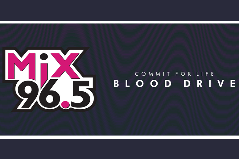 Mix 96-5 Blood Drive