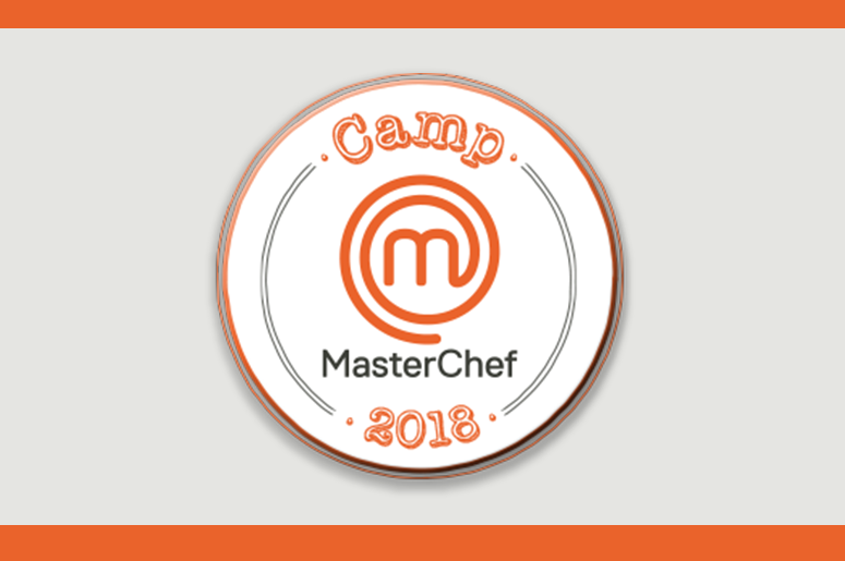 Camp Masterchef 2018