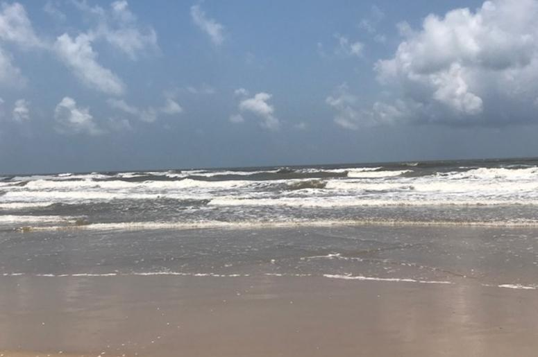 so is the water in galveston really still clear houston s mix 96 5