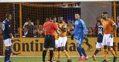 Dynamo Drop Second Straight At Home