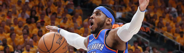 Melo verbally agrees to sign with the Rockets