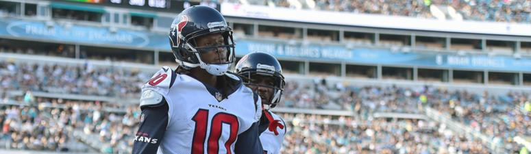 Texans, Jaguars Meet With First Place On The Line