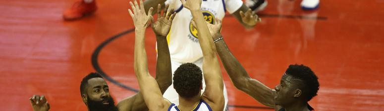 Breakdown: Rockets Remembered Klay Thompson Is Really Good