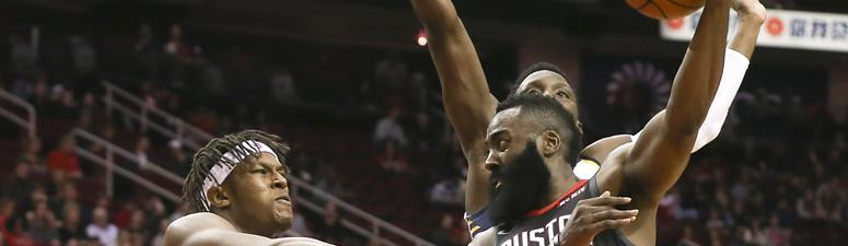 Hot-Shooting Rockets Take Down Pacers