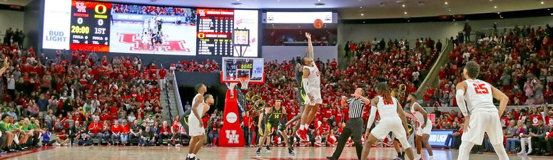 Cougars Overcome 15-point Deficit in Win Over LSU