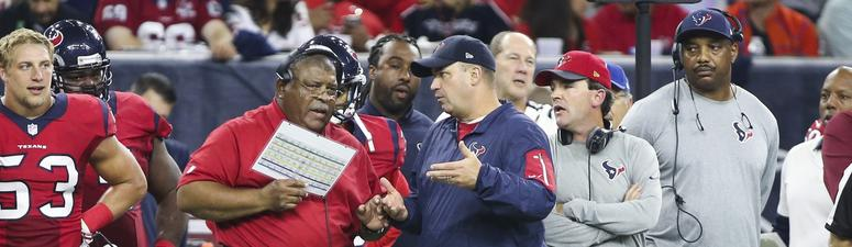 Crennel Has Texans Defense Rolling