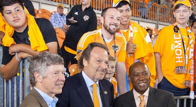 Dynamo Introduce John Walker as President of Business Operations