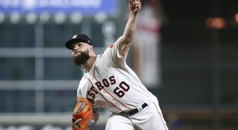 Dallas Keuchel vs. the Mariners