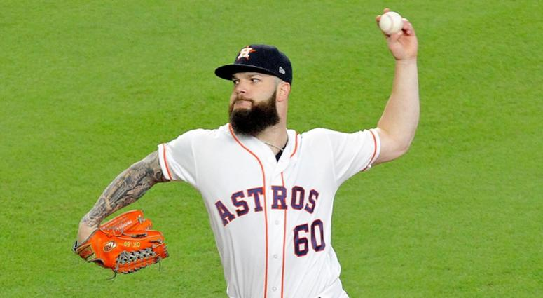 """Keuchel Says He'd """"Love"""" To Remain With Astros"""