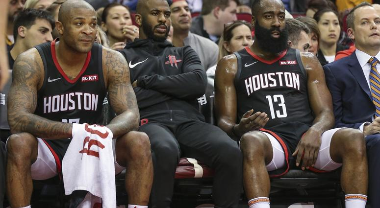 Rockets Showing Signs Of Fracture Following Ugly Loss In Utah