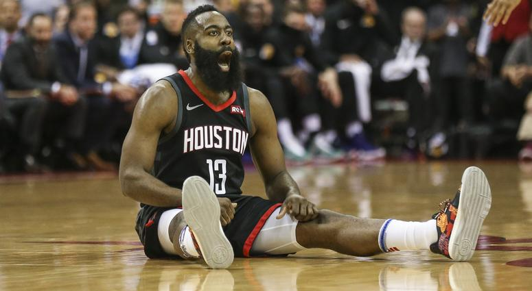 Harden Stars In Rockets Win Over Lakers