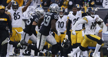 FANTASY PLAYS: Pats-Steelers a strong potential daily stack