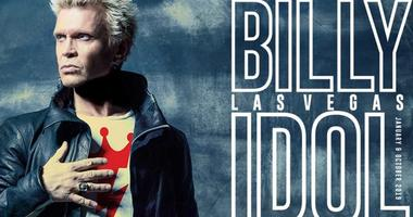 Trip To See Billy Idol In Vegas Giveaway!