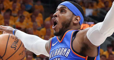 Carmelo Anthony will sign with the Rockets