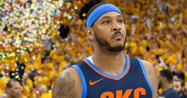 Report: 'Melo traded to Hawks and will be waived