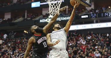 Breakdown: When His Shot Wasn't There, James Harden Stepped Up His Defense