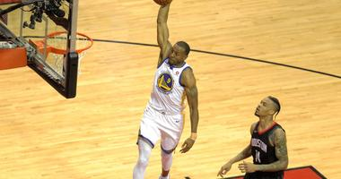 REPORT: Warriors' Iguodala Doubtful For Game Four