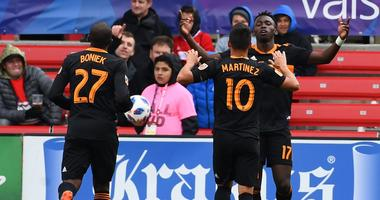 Dynamo Capture First Road Win Of 2018