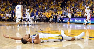 Curry Comes Alive In Warriors Game 3 Win