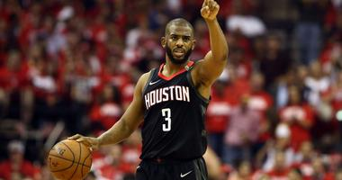 Rockets, Paul Agree To 4-Year Deal