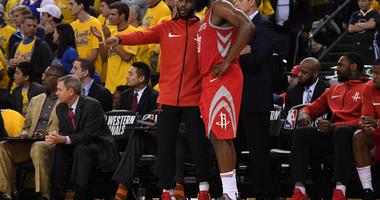 D'Antoni Updates Paul's Status Ahead Of Game 7