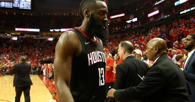 Rockets Go Cold In Game 7 Loss To Warriors