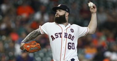 Dallas Keuchel vs. the Twins