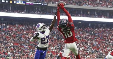 Late pick six seals third win for the Houston Texans