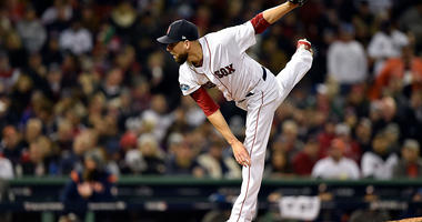 Are Redsox pitchers using a foreign substance to cheat?