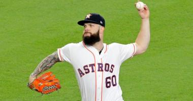 "Keuchel Says He'd ""Love"" To Remain With Astros"