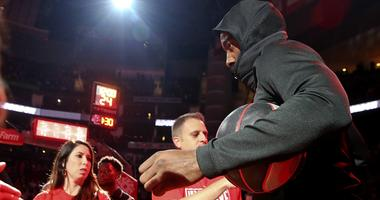 Harden To Miss 2 Games With Hamstring Strain