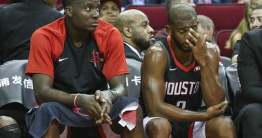 Rockets Blown Out By Blazers For 4th Straight Loss