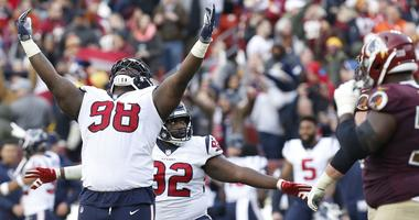 Texans Ride Belief to Seven Straight