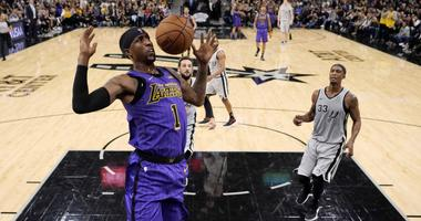 REPORT: Rockets Interested in Lakers' Caldwell-Pope