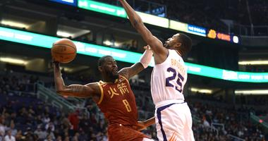 REPORT: Rockets Trade James Ennis To Sixers