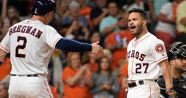 The Houston Astros to host free ALDS watch party at Minute Maid Park today!