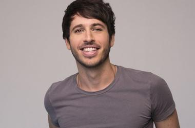 Morgan Evans Press Photo