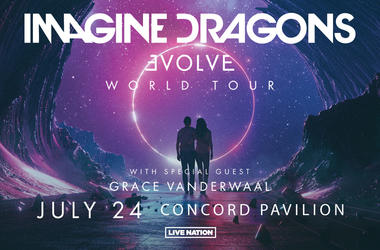 Imagine Dragons at Concord Pavilion