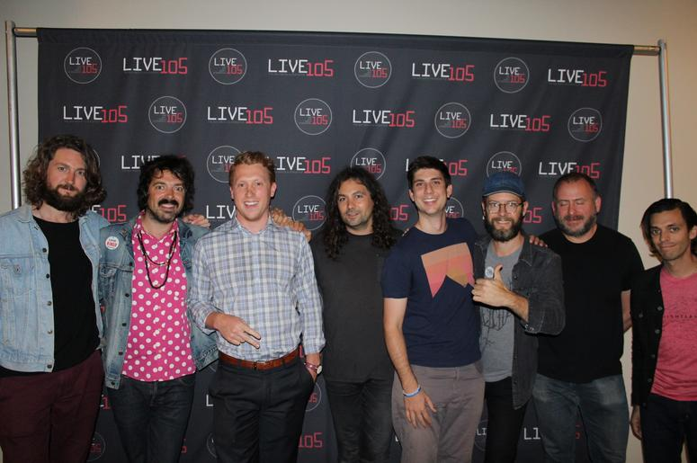 War on Drugs Meet-N-Greet In The PlayStation Music Space