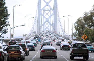 Bay Bridge Traffic