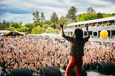 BottleRock Napa Valley - Stage 2018