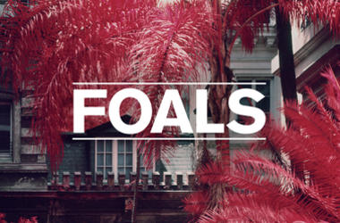 Foals at The Fox Theater in Oakland on March 22