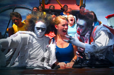 Six Flags Discovery Kingdom's Fright Fest