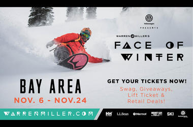 Warren Miller's 'Face of Winter'